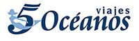 Viajes 5 Océanos Logo
